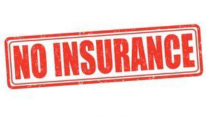 No Liability Insurance